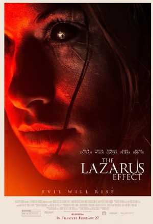 The Lazarus Effect - Thriller