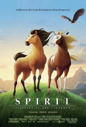Spirit: Stallion of the Cimarron - Animation (classic style)