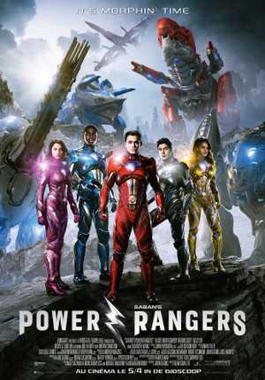 Power Rangers - Family, Action, Adventure