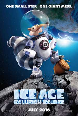 Ice Age: Collision Course - Comedy, Adventure, Animation (modern)