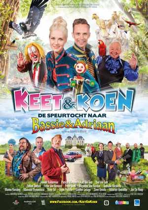 Keet & Koen en de speurtocht naar Bassie & Adriaan - Comedy