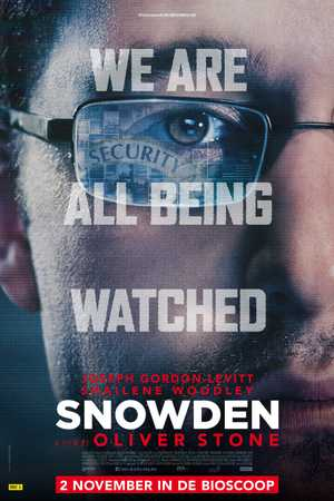 Snowden - Biographical, Thriller, Drama