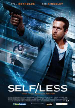 Self/less - Science Fiction, Thriller