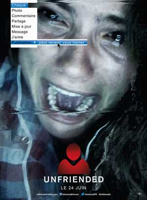 Unfriended - Horror