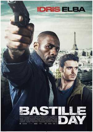 Bastille Day - Action, Thriller