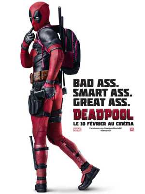 Deadpool - Action, Science Fiction, Fantasy