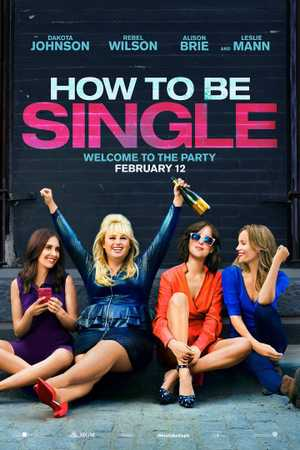 How To Be Single - Romantic comedy