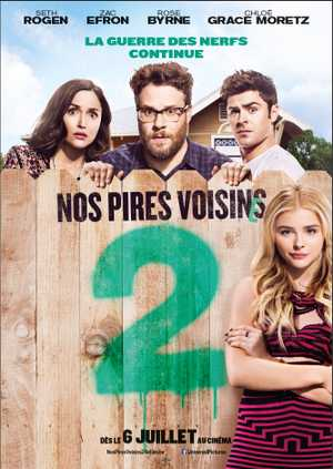 Bad Neighbours 2 - Comedy