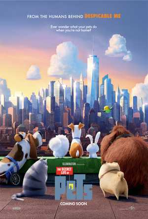 The Secret Life of Pets - Animation (modern)