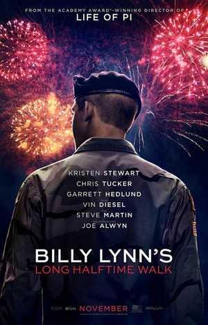 Billy Lynn's Long halftime walk - War, Drama