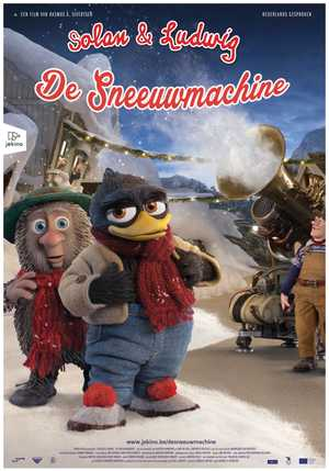 Solan & Ludwig - De Sneeuwmachine - Animation (modern)