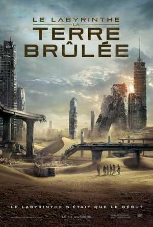 Maze Runner: The Scorch Trials - Science Fiction, Thriller, Action