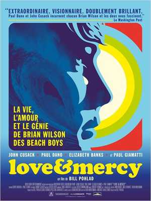 Love & Mercy - Biographical, Drama, Musical