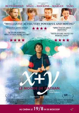 X+Y - Drama, Comedy