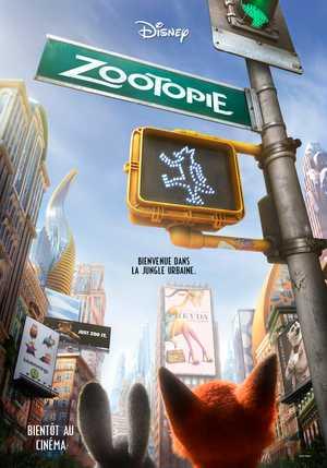 Zootopia - Action, Adventure, Animation (modern)
