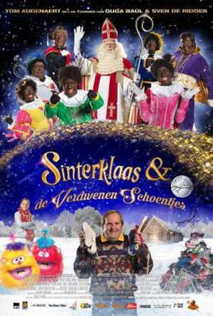 Sinterklaas en de verdwenen schoentjes - Family