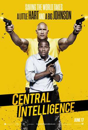 Central Intelligence - Comedy