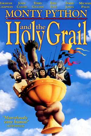 Monty Python and the holy Grail - Comedy