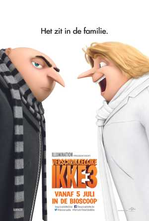 Despicable Me 3 - Comedy, Adventure, Animation (modern)