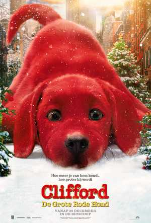 Clifford The Big Red Dog - Animation (modern)