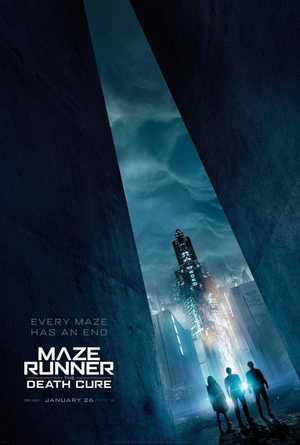 The Maze Runner: The Death Cure - Science Fiction, Adventure