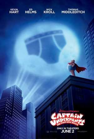 Captain Underpants: The First Epic Movie - Family, Animation (modern)