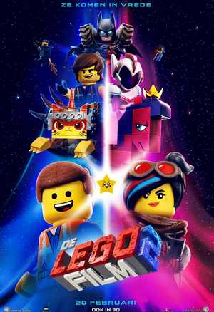 The Lego Movie 2: The Second Part - Animation (modern)