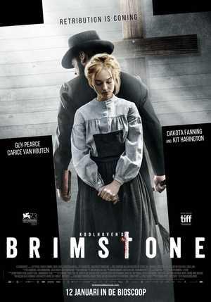 Brimstone - Thriller, Drama