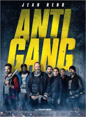 Antigang - Action, Crime