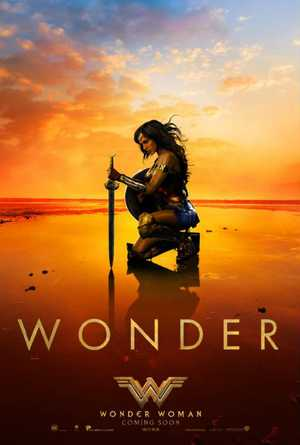 Wonder Woman - Action, Science Fiction, Fantasy, Adventure