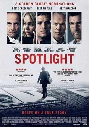 Spotlight - Biographical, Drama