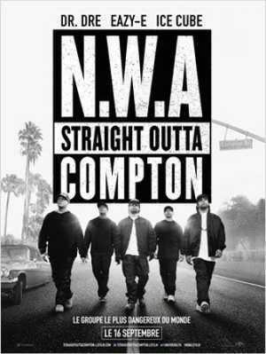 Straight Outta Compton - Biographical, Drama, Musical