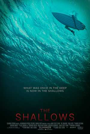 The Shallows - Thriller