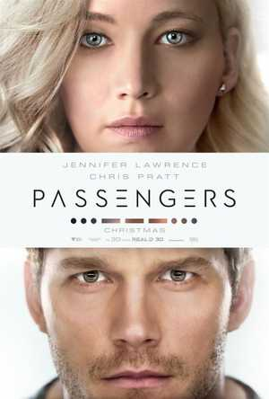 Passengers - Science Fiction, Romantic