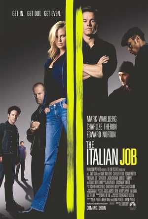 The Italian Job - Action, Drama, Adventure