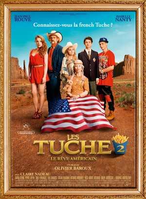 Les Tuche 2, le Rêve Américain - Comedy
