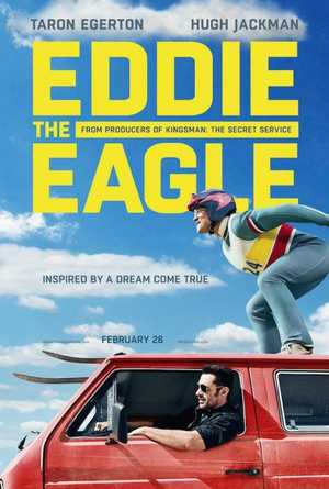 Eddie The Eagle - Biographical, Drama