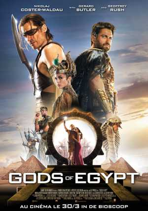 Gods of Egypt - Fantasy, Adventure
