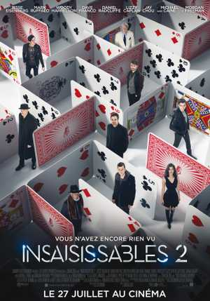 Now You See Me 2 - Action, Comedy