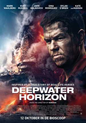 Deepwater Horizon - Action, Thriller, Drama