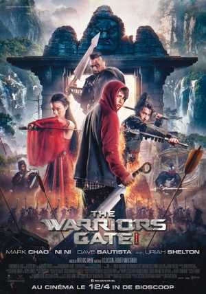 The Warrior's Gate - Action, Adventure
