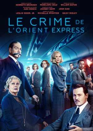 Murder on the Orient Express - Thriller, Drama