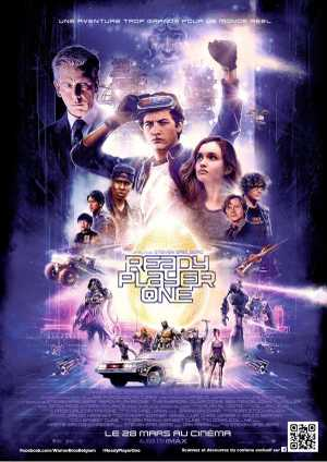 Ready Player One - Action, Science Fiction, Fantasy, Adventure