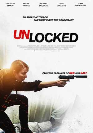 Unlocked - Action, Thriller