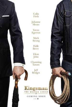 Kingsman : The Golden Circle - Action, Comedy, Adventure