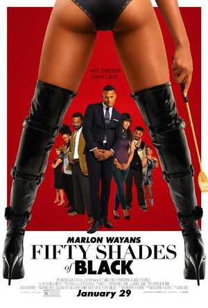 Fifty Shades of Black - Comedy