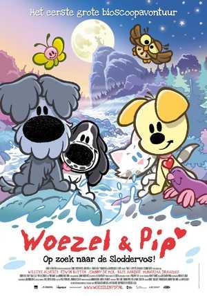 Woezel en Pip - Op zoek naar de Sloddervos - Family, Animation (modern)