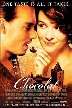 Chocolat - Romantic comedy