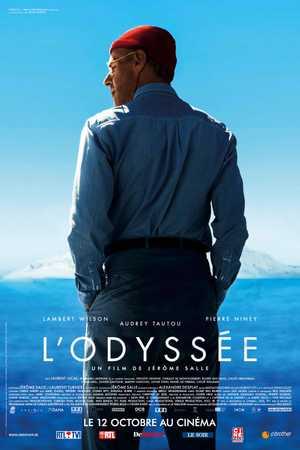 L'Odyssée - Biographical, Adventure