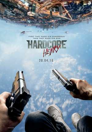 Hardcore Henry - Action, Adventure